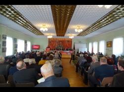 Омская партийная организация провела XIV (совместный) Пленум Обкома КПРФ и КРК