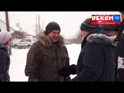 Embedded thumbnail for Обком ТВ: В Саргатке идет борьба за воду