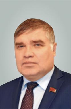 Алехин Андрей Анатольевич - Омское областное отделение КПРФ