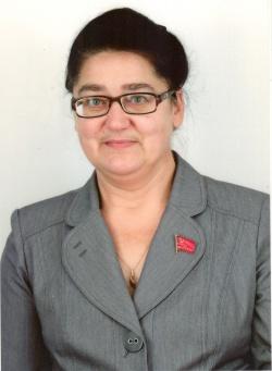Брищенко Валентина Ивановна - Омское областное отделение КПРФ