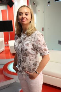 Анодина Алла Юрьевна - Омское областное отделение КПРФ