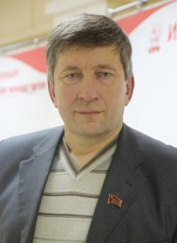 Балаганский Олег Владимирович - Омское областное отделение КПРФ