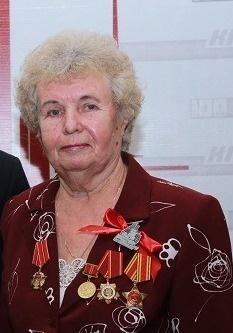 Кабакова Алевтина Николаевна - Омское областное отделение КПРФ