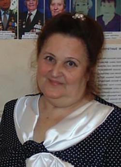 Мискина Людмила Ивановна - Омское областное отделение КПРФ