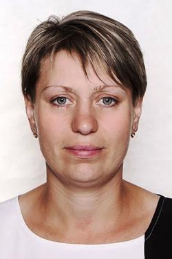 Жукова Светлана Александровна - Омское областное отделение КПРФ